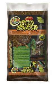 Zoo Med Laboratories Eco Earth Coconut Fiber Substrate 24 Quartz
