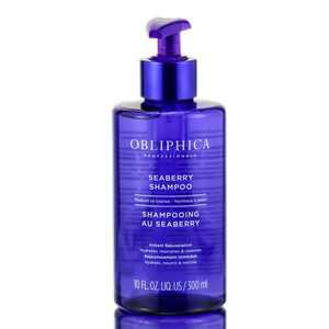 Obliphica Seaberry Shampoo Medium to Coarse (10 oz)