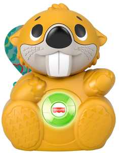 Fisher-Price Linkimals Boppin' Beaver Musical Baby Toy
