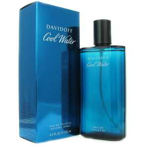 Cool Water by Davidoff Men 4.2 oz Eau De Toilette Spray