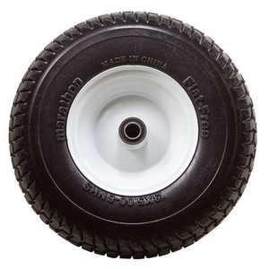"""Marathon Industries 30326 13 X 5.00 - 6"""" Turf Tread Lawn Mower Flat Free Tire"""