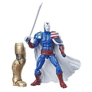 Marvel Legends Series 6-inch Citizen V Collectible Figure