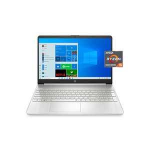 """HP 15.6"""" Laptop, 256 GB, Silver, 15-ef2127wm"""