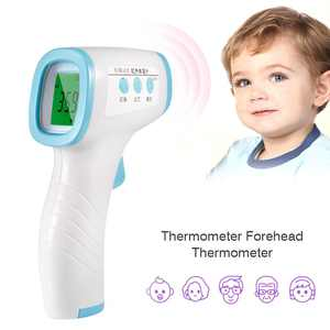 Infrared Forehead Thermometer, Non Contact, for Baby, Child and Adult