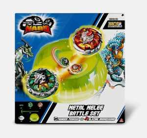 Infinity Nado V - Metal Melee Battle Set