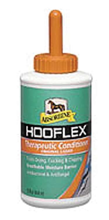 ABSORBINE HOOFLEX CONDITIONER LIQUID WITH BRUSH