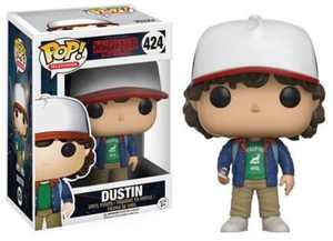 FUNKO POP! TELEVISION: STRANGER THINGS - DUSTIN W/ COMPASS