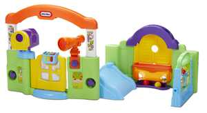 Little Tikes Activity Garden Playhouse for Babies Infants Toddlers