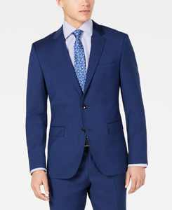 Men's Modern-Fit Wool Suit Jackets