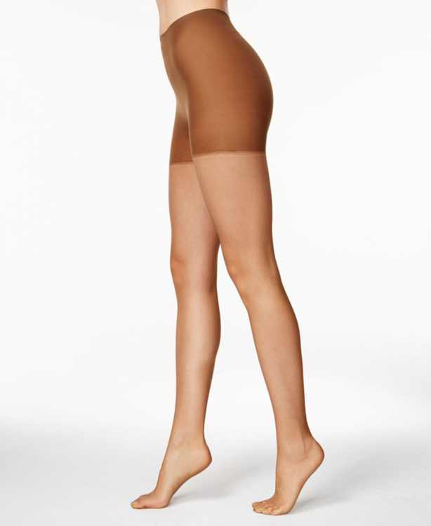 The Skinny No Waistband Tummy Control Ultra Pantyhose Sheers  5018