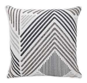 "Better Homes & Gardens Decorative Geometric Throw Pillow, Chevron Pattern, 18"" x 18"""