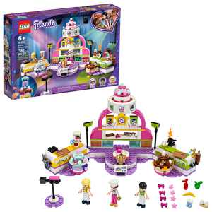 LEGO Friends Baking Competition 41393 Creative Building Toy for Girls (361 Pieces)