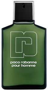 Paco Rabanne Pour Homme Eau de Toilette, Cologne for Men, 3.4 Oz