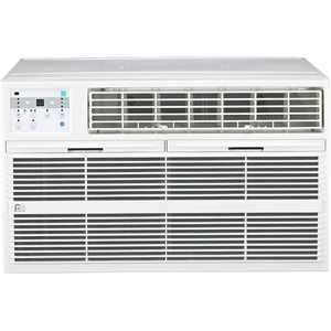 Perfect Aire Energy Star Rated 115V 10,000 BTU Through-the-Wall Air Conditioner with Follow Me Remote