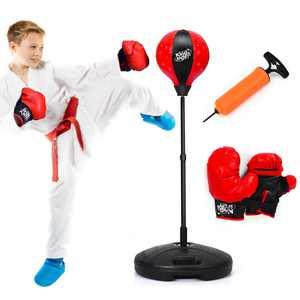 Costway Kids Punching Bag Set