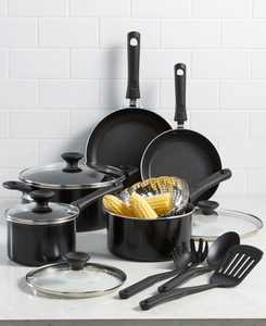 Nonstick 13-Pc. Cookware Set, Created for Macy's