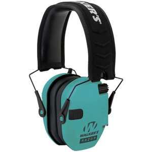 WALKER'S GAME EAR GWP-RSEM-LTL Razor Electronic Muff (Tiffany Blue)