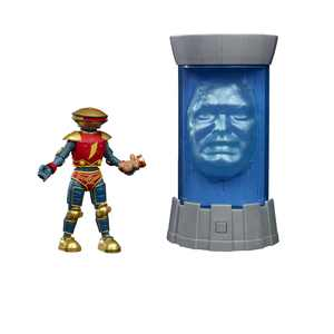 Power Rangers Lightning Collection Mighty Morphin Zordon & Alpha 5 Figure