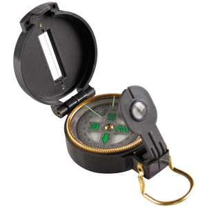 Coleman Compass Lensatic