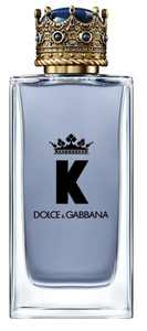 ($94 Value) Dolce & Gabbana K Eau De Toilette Spray, Cologne for Men, 3.4 Oz