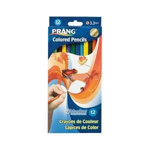 Prang Colored Pencil Set, 12-Colors