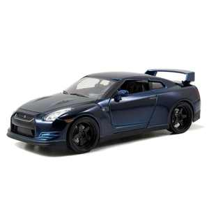 2 Fast 2 Furious Jada Toys Fast And Furious 1:24 Die Cast Nissan Gt R Car Play Vehicle