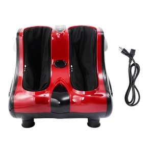 Costway Shiatsu Kneading Rolling Vibration Heating Foot Calf Leg Massager