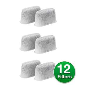 Replacement Charcoal Water Filter For Cuisinart DCC-790PC Coffee Machines (2 Pack)