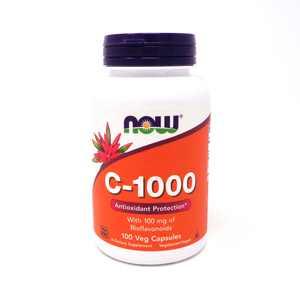 Now Foods C-1000, 100 Veg Capsules