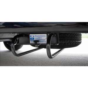 BAL 28217 Hide-A-Spare Tire Storage, I-Beam Recessed Mount