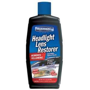 Blue Magic Headlight Lens Restorer (8 oz.)