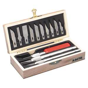 X-Acto, EPIX5082, Basic Knife Chest, 1 Each