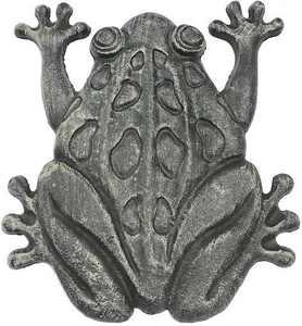 Upper Deck Cast Iron Frog Garden Stepping Stone Step Tile
