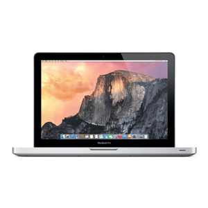 Refurbished Apple MacBook Pro 13.3-Inch Laptop MD101LL/A 2.5GHz / 500GB SSHD (Solid State Hybrid) Drive / 8GB DDR3 Memory, Scratch,  Good  Condition