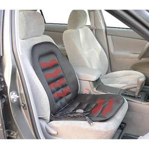 Wagan Tech 9738P 12-Volt Heated Seat Cushion