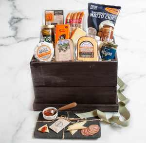 New York Gourmet Food In A Gift Basket