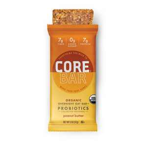 CORE Refrigerated Plant-Based Energy Bar, Peanut Butter