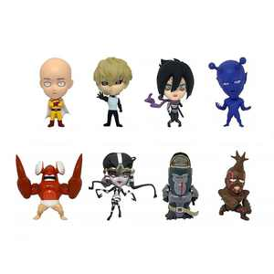 One Punch Man Vol. 1 16d Trading Collection Figure (1 Random)