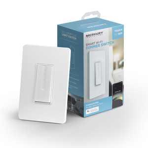Merkury Innovations Smart Dimmer Switch, Requires 2.4Ghz Wifi