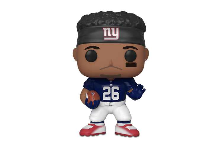 Funko POP! NFL: Giants - Saquon Barkley (Home Jersey)