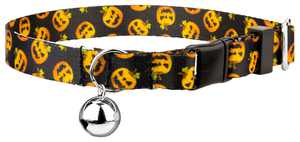 Country Brook Petz Happy Jack Feather Weight Cat Collar