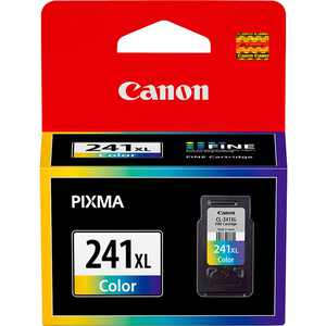 Canon, CNMCL241XL, CL241XL Ink Cartridge, 1 Each