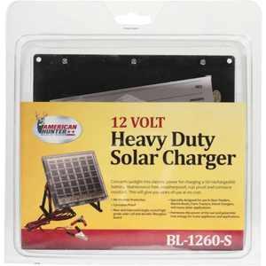 American Hunter BL 1260 S 12v Solar char ger