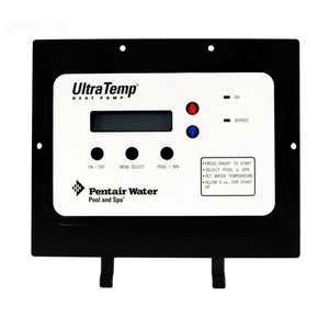 Pentair 472734 Bezel Control Board w- Label for UltraTemp