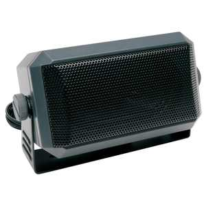 "Roadpro RPSP-15 2-3/4"" x 4-1/2"" Universal CB Extension Speaker with Swivel Bracket"
