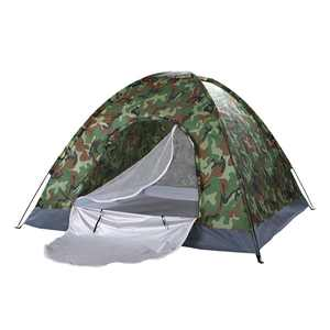 Ktaxon 3-4 People Family Outdoor Waterproof Tent Camping Hiking Tent