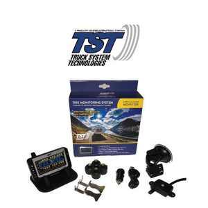 TST-507-RV-4-C New Generation Color Monitor 4 Sensor Tire Monitor System