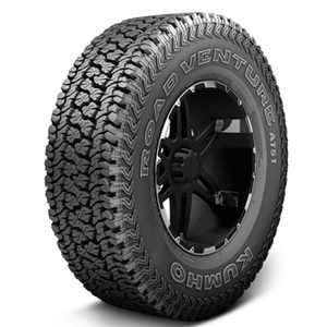 Kumho Road Venture AT51 All-Terrain Tire - LT215/75R15 8PLY
