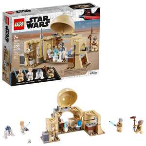 LEGO Star Wars: A New Hope Obi-Wan's Hut 75270 Adventure Building Toy for Children 7+ (200 pieces)