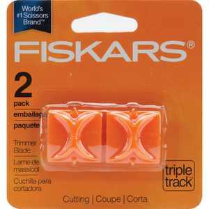 Fiskars Low Profile TripleTrack Cutting Blades (2pk, Style I)